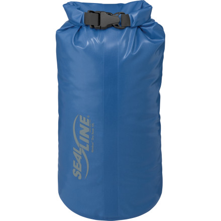 Camp and Hike Water-logged gear can turn a rafting trip, a backpacking mission, or an expedition on its head, quickly. The SealLine Nimbus Sack is your first defense against water, and it's offered in a variety of sizes and colors that should match your every need. Just stash your clothing or essentials inside this rugged sack, roll the top and clip it shut, and be on your wayit's that simple. - $19.95
