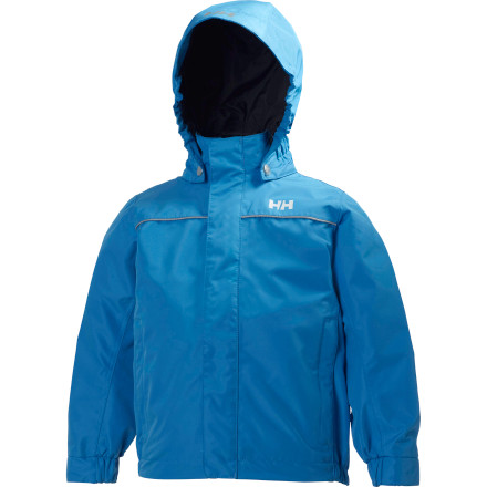 Ski The Helly Hansen Girls' Dublin Jacket provides versatile all-season protection from wet weather. Whether she wears this jacket to school on wet spring days or for hikes when the sky looks like rain, she'll stay and comfy. She can even layer this jacket over an insulation layer for ski days when winter comes. - $89.95