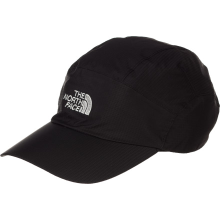 Camp and Hike Shield your head and face from unexpected weather when you hike, backpack, or sight-see with The North Face Third Beach Rain Hat. This lightweight, waterproof, breathable hat features FlashDry technology that helps the interior stay dry on hot, sweaty days. - $34.95