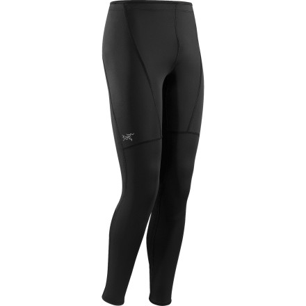 Camp and Hike Thanks to the warm, moisture-wicking Arc'teryx Incendo Tights hugging your legs, that new dusting of snow won't be enough to stop your afternoon trail run. The breathable, moisture-wicking, and quick-drying fabric keeps your legs feeling good so you can push yourself harder. - $88.95