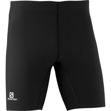 Fitness Reach for your long, loose trail shorts for more casual trail running, and reach for the Salomon Men's Endurance Short Tight when you want additional muscle support for those hard-and-fast training sessions in the mountains. With a close, compressive fit, this streamlined short helps  support your muscles during training. Salomon's designers are runners too, so you can be sure that this short will feel just right when you're going the distance on the trail. - $64.95