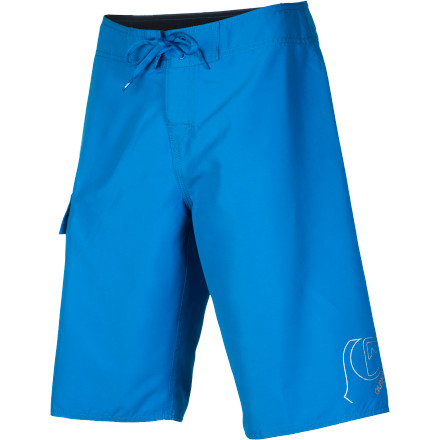 Surf The Quiksilver Crushing Board Shorts give you an affordable, comfortable, and quick-drying way to get in the water. - $39.50