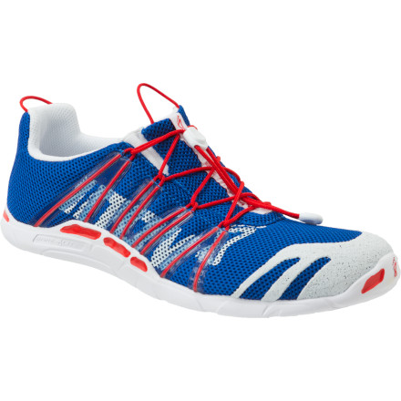 Fitness Whether you slip on ultra-thin socks or go sock-less with the Inov 8 Men's Bare-X Lite 150 Running Shoes, these shoes offer barefoot-like road feel and ultra low weight. - $95.96