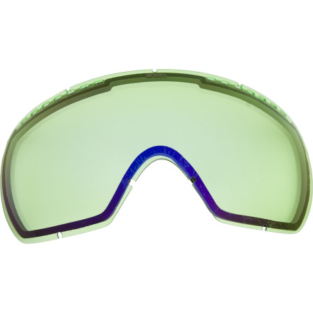 Ski If you ride more than one day a season then you should put some dough aside for a Comrade Goggle Replacement Lens. The Solar Shield Hard Coating technology limits scratches to the mirror coating of your precious oversized eye cover. - $24.98