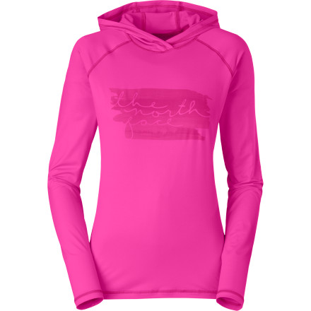 Surf You didn't come to the beach to show off your body. You came to surf, and The North Face Women's Water Dome Hoodie gives you the coverage you need to stay on your board all day without getting a killer sunburn or severe board rash. Slip into this rashguard when performance is key. - $64.95