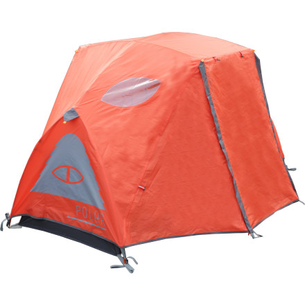 Camp and Hike Poler doesn't make pricey, uber-tech gear for mountain climbers or endurance athletes. They make functional, reasonably priced goods for regular people who just want to have fun with their friends. Like this tent, for example. Choose between spacious one- or two-person designs with plenty of room to change clothes, stretch out, and relax without feeling cramped. - $118.97