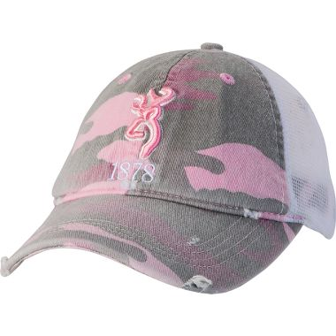 Hunting Browning® Women's Tatter All-Terrain™ Logo Cap   $22.99