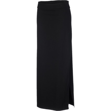 When you have the Patagonia Women's Serenity Skirt hanging in your closet, you're never worried about last-minute dinner dates or what to wear when you're hosting a little get-together. Simple, easy, and elegant, this long sheath is ready for any occasion close to home but loves to go on the road, too: bring it along to the weeklong island wedding celebration or when you're traveling in foreign cultures, and you'll always be dressed appropriately. - $59.00