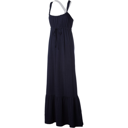 Entertainment Enjoy those warm summer nights in the Carve Designs Margo Maxi Women's Dress. It has a maxi length cut for long coverage, but with a relaxed fit and a lightweight cotton blend fabric for a breezy feel that will keep you cool and comfy. - $77.95