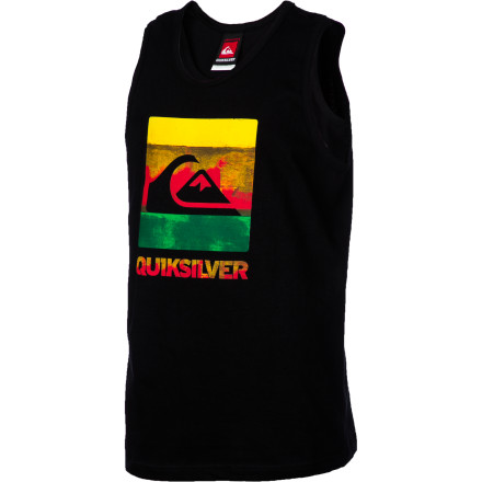 Surf Quiksilver Chaos Tank Top - Boys' - $12.00
