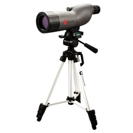 Hunting Simmons Spotting Scope, 20-60x, 60mm with Tripod and Case   $149.99