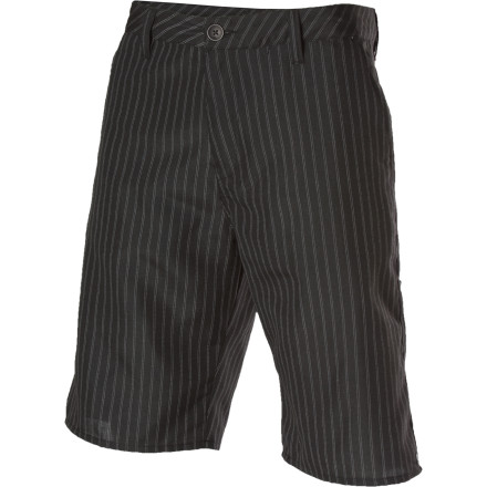 Surf Upgrade from the trailer park to the penthouse with the Ripcurl Double Wide Walk Short. - $32.37