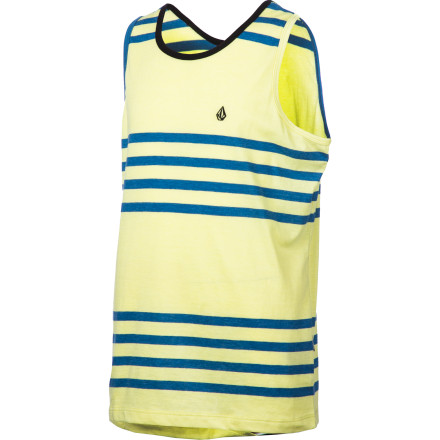 Surf Volcom Circle Square Tank Top - Boys' - $24.95