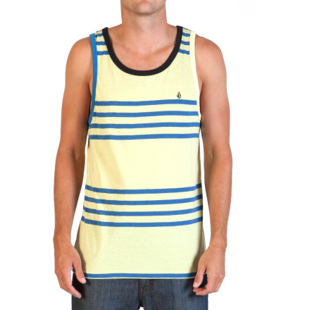 Surf Volcom Circle Square Tank Top - Men's - $26.95