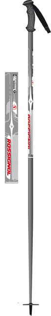 Ski Key Features of the Rossignol Experience Jr Ski Poles: 5086 Alloy 50mm Star - $18.95