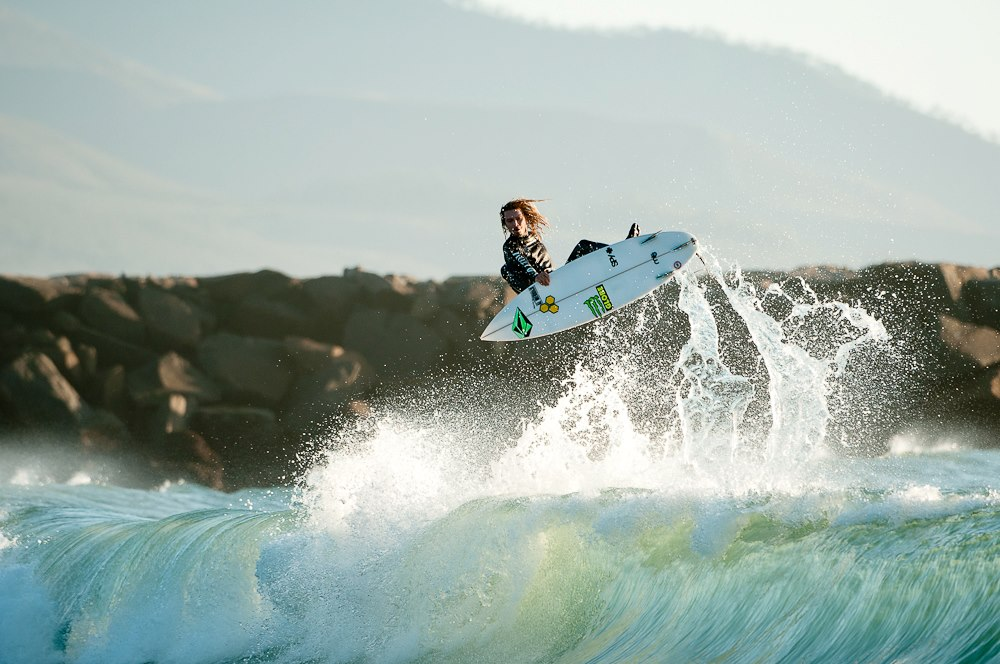 Surf Chris Burkard Photography