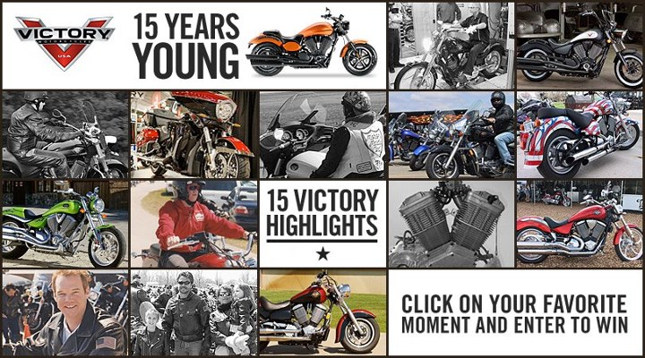 Auto and Cycle Last month we shared some of our top moments from the past 15 years. 