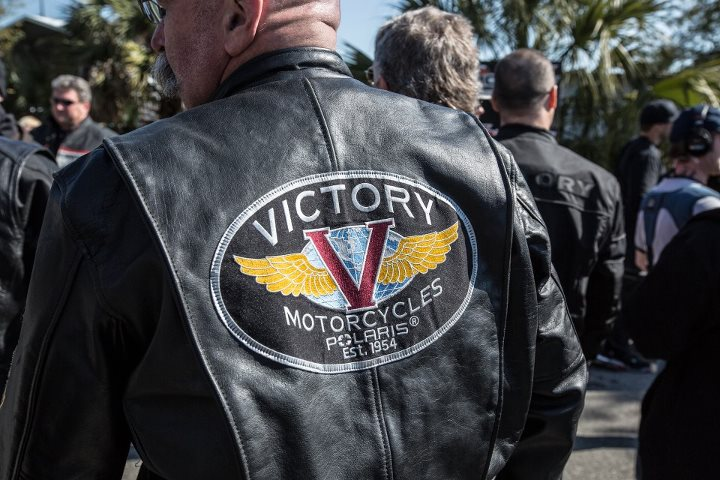 Auto and Cycle While we may have a new look, the classic Victory badge will always be respected.