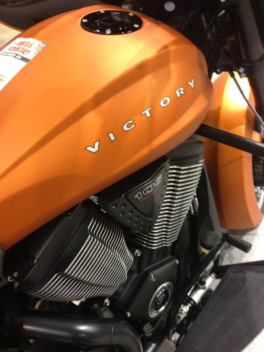 Auto and Cycle Victory Judge.