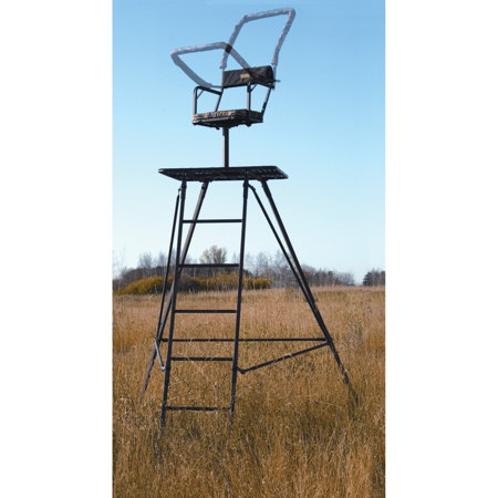 Hunting Rivers Edge Perimeter Ladder Pod, 10' $199.99