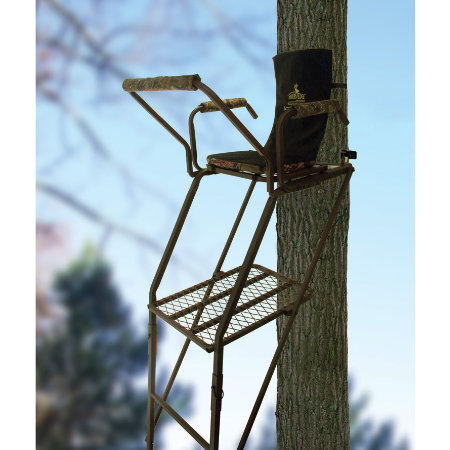 Hunting Timbershot Extreme 17' Ladder Stand $129.99