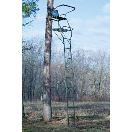 Hunting Rivers Edge 17' Jumbo Jack Ladder Stand $189.99