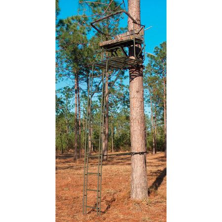 Hunting Ol'Man Big Buddy Deluxe 16' 2-Man Ladder Stand   $399.99