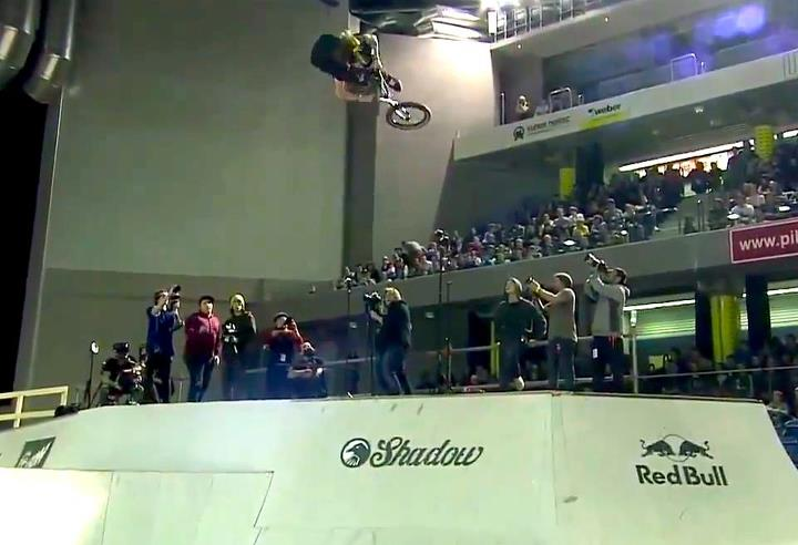BMX thrillon