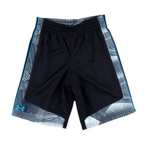 Fitness Reversible shorts with shiny dazzle knit and textured-mesh sides, for both durability and ventilationSignature Moisture Transport System wicks sweat away from the bodyCovered elastic waistbandPolyesterImported - $27.99