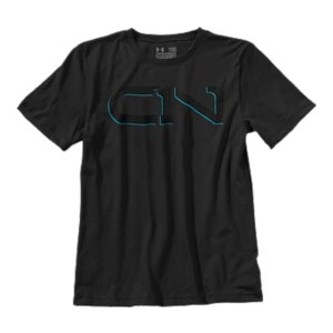 Fitness Designed with the help of the most electrifying, dynamic QB playing today: Cam Newton. Every C1N graphic T uses our Charged Cotton(R) fabric to dry faster than regular cotton. Charged Cotton(R) has the comfort of cotton, but dries much fasterSignature Moisture Transport System wicks sweat away from the bodyAnti-Odor technology prevents the growth of odor causing microbesDurable ribbed collar provides a comfortable fit3D screen print The C1N logo tells you that this product is part of the exclusive UA Cam Newton CollectionCotton/PolyesterImported - $14.99
