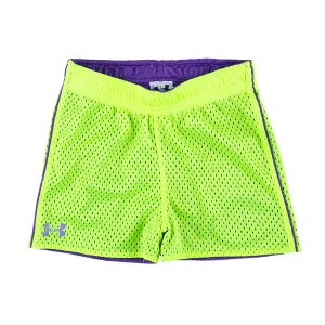 Fitness Super-breathable micro mesh reverses to a large open hole meshSuperior Moisture Transport System wicks away sweat to keep you drier, longerSoft covered elastic waistband for a custom, comfort fitContrast side piping for a little athletic attitudePolyesterImported - $19.99