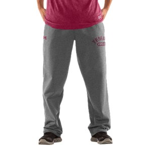"Fitness We're not telling you to retire your old Owls sweats, but they better get used to taking gamedays off. Our new-school Temple sweatpants keep that vintage style and old-school, worn-in feel. Then dial up the performance to work as hard as those uniforms you see on the field. UA Storm gear uses a Durable Water Repellent (DWR) finish, which repels water without sacrificing breathabilityLightweight Charged Cotton(R) adds quick-dry performance to the soft comfort of cottonSturdy 300g cotton-blend fleece has a hard-faced outer and a soft, brushed inner to trap warmthSignature Moisture Transport System wicks sweat away from the bodyDurable ribbed waistband with front drawcordWarm hand pockets32"" inseamSoft screen print vintage graphics Raw edging adds an old-school feelCotton/PolyesterImported - $59.99"