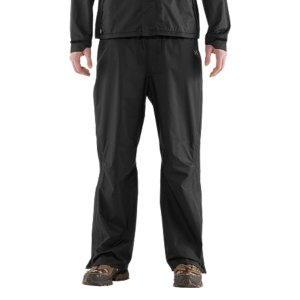 "Fitness These pants are your go-to when a storm hits. They're fully waterproof and breathable. They're also incredibly light so you can easily pack it along anytime you go off-road. ArmourStorm(R) fabrication is 100% waterproof and breathable, with fully taped seams10k/10k RatingUltra-lightweight, durable fabric keeps the rain off without holding you backCovered elastic waistbandReinforced kneesZip mesh back pocketWorking fly32"" inseam2.4 oz. NylonImported - $82.99"
