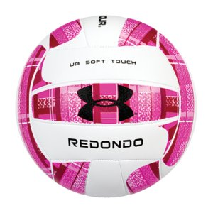 Fitness Textured PU cover for a soft hand feelReinforced cloth liner allows the ball to handle game after gameDeep channel design provides enhanced gripButyl bladder delivers better air retentionStitched seams for durable wearDesigned for beach volleyballImported - $19.99