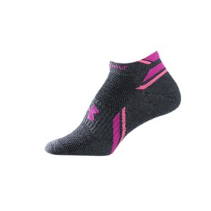 Fitness Soft and stretchy construction hugs your foot for superior all-day comfortSignature Moisture Transport System wicks sweat to keep you dry and lightArmour BlockA(R) neutralizes odor-causing microbes to keep your gear smelling fresher, longer3-packPolyester/SpandexImported - $13.99
