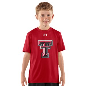 Fitness Even future college stars need gear that can keep up with every game, all season. UA was already in college stadiums and on the fields. Now we're bringing that same performance to the youngest athletes. Graduate to gear worthy of a Texas Tech fan. Lightweight UA Tech(TM) fabric with an ultra-soft, natural feel for unrivaled comfortSignature Moisture Transport System wicks sweat away from the bodyAnti-odor technology prevents the growth of odor-causing microbesSmooth, chafe-free flatlock seam constructionPolyesterImported - $20.99