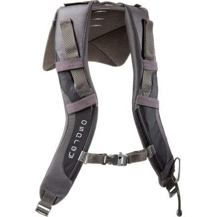 Camp and Hike The replacement Osprey BioForm4 shoulder straps for the Osprey Argon pack provide miles of comfort on the trail. - $43.00