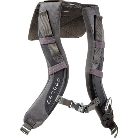 Camp and Hike The replacement Osprey BioForm4 shoulder straps for the Osprey Xena pack (sold separately) provide miles of women-specific comfort on the trail. - $43.00