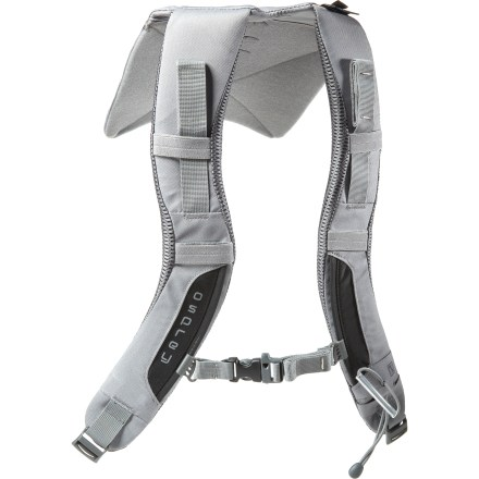 Camp and Hike The Osprey IsoForm4 shoulder straps personalize your Osprey Aether backpack with a custom harness that offers miles of comfort on the trail. - $39.00