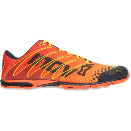 Camp and Hike Offering a barefoot feel, the men's Inov8 F-Lite 192 multisport shoes are built for intense training sessions, from HIIT to Crossfit and everything in between. - $59.83