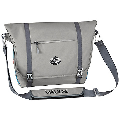 Entertainment Free Shipping. Vaude Arik M Bag DECENT FEATURES of the Vaude Arik M Bag Slide-in compartment for Vaude laptop sleeve 13.3in. Front outer pocket Organizer Various slide-in compartments Exit for electronic devices Key holder Attachable to suitcase handle Removable hip belt Slide-stop shoulder padding The SPECS Weight: 0.705 kg 100% Polyester 450 D Polyurethane coated Lining: 100% Polyamide 200 D Acrylic coated - $109.95