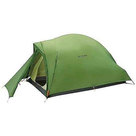 Camp and Hike Free Shipping. Vaude Hogan Ultralight 2 Person Tent DECENT FEATURES of the Vaude Hogan Ultralight 2 Person Tent 1 vestibule Ultralight in.inner firstin. construction Laminated floor resistant against formic acid The SPECS Weight: 1.882 kg Flysheet: 100% Polyamide 40D 240T Ripstop bothside silicone coated Inner Tent: 100% Polyester 30D 285T Ripstop Floor: 100% Polyamide 40D 240T Ripstop Polyurethan laminated 10000mm 40D 240T Ripstop laminated - $299.95