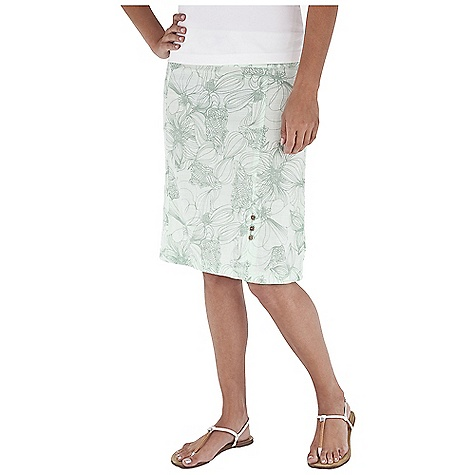 Entertainment Free Shipping. Royal Robbins Women's Kalahari Cool Mesh Skirt DECENT FEATURES of the Royal Robbins Women's Kalahari Cool Mesh Skirt Wide waistband Side zip opening Buttons at front kick pleat The SPECS Regular fit Skirt Length: 22in. Fabric: Cool Mesh 3.8 oz 94% Cotton / 6% Organic Cotton Garment washed - $61.95