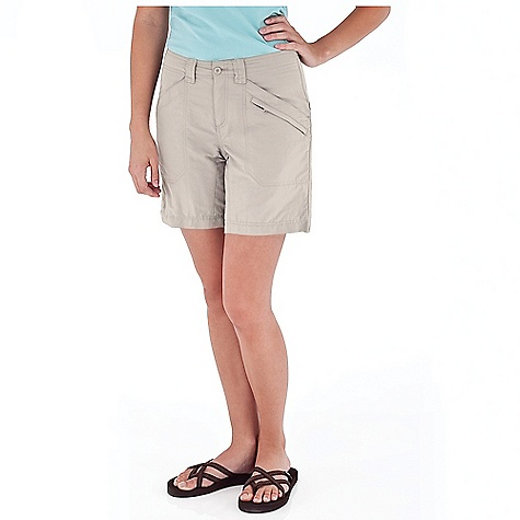 Fitness On Sale. Free Shipping. Royal Robbins Women's Backcountry Walker DECENT FEATURES of the Royal Robbins Women's Backcountry Walker Zip secured pocket Hook and loop secured pocket Cargo pockets Back patch pockets Double layer seat Adjustable button tab at waist Running gusset The SPECS Regular fit Classic rise Inseam: 8in. Fabric: 3-Ply Laundered Supplex 4 oz 100% Laundered Supplex Nylon UPF 50+ - $40.57