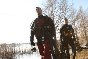 Scuba What to look for when buying a drysuit: http://bit.ly/102hknf