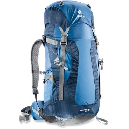 Camp and Hike Perfect for light and fast-traveling thru-hikers, this clean and spacious pack helps you stay fleet-footed and comfortable without leaving your favorite gear behind. - $150.93