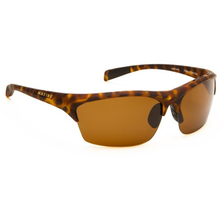 Camp and Hike Native Endura interchangeable polarized sunglasses offer unbeatable sun and glare protection in every lighting condition. Bring on the sun! - $58.83