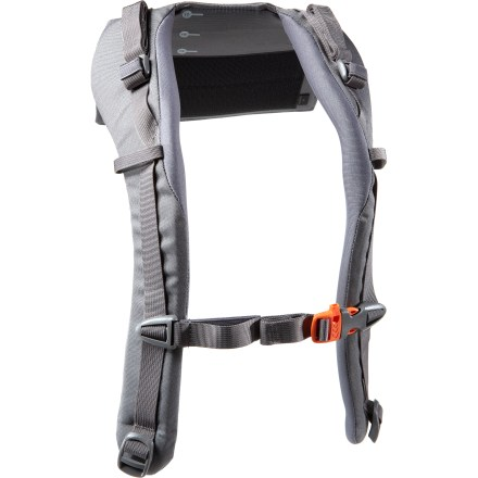 Camp and Hike The REI Crestrail 65 shoulder straps replace a damaged or worn harness on the women's REI Crestrail 65 pack. - $13.93