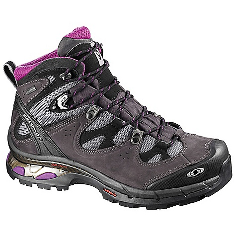 Camp and Hike Free Shipping. Salomon Women's Comet 3D Lady GTX Boot FEATURES of the Salomon Women's Comet 3D Lady GTX Boot Upper: Protective Rubber Toe Cap Optimized Fit For Women Heel Strap Heel Foam Women's Specific Design Gusseted Tongue Outsole: Non Marking Contagrip Chassis: 3D Advanced Chassis Midsole: Molded EVA Sockliner: Ortholite - $209.95