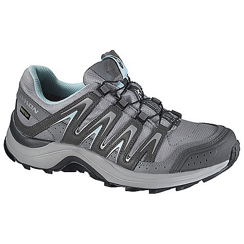 Fitness Free Shipping. Salomon Women's XA Comp 7 CS WP Shoe DECENT FEATURES of the Salomon Women's XA Comp 7 CS WP Shoe Strategically Placed Textile Parts Lace Pocket Quicklace Textile Tongue Cover OrthoLite Quick Drying Breathable Mesh Protective Rubber Toe Cap Full Bootie Construction Molded EVA Low Sensifit Non Marking Running Contagrip - $129.95